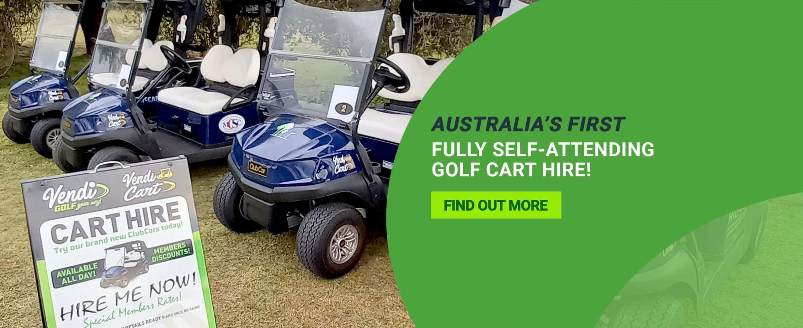 Golf Cart Hire