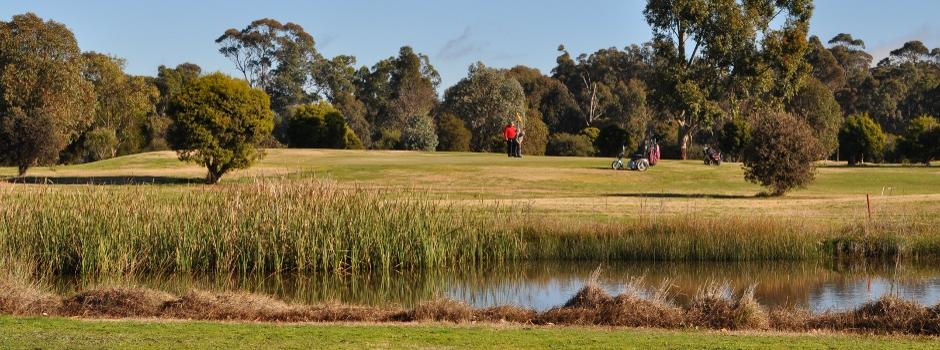 Nagambie Golf Club Australia