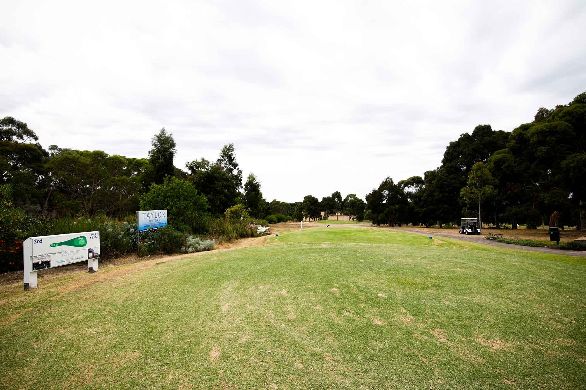 Hamilton Golf Club Australia