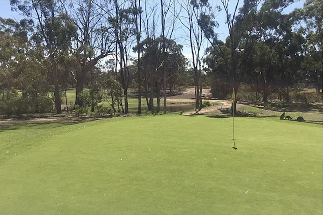 Seymour Golf Club Australia